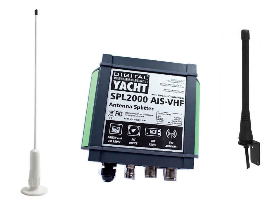 VHF Antenna Options for AIS - Digital Yacht News