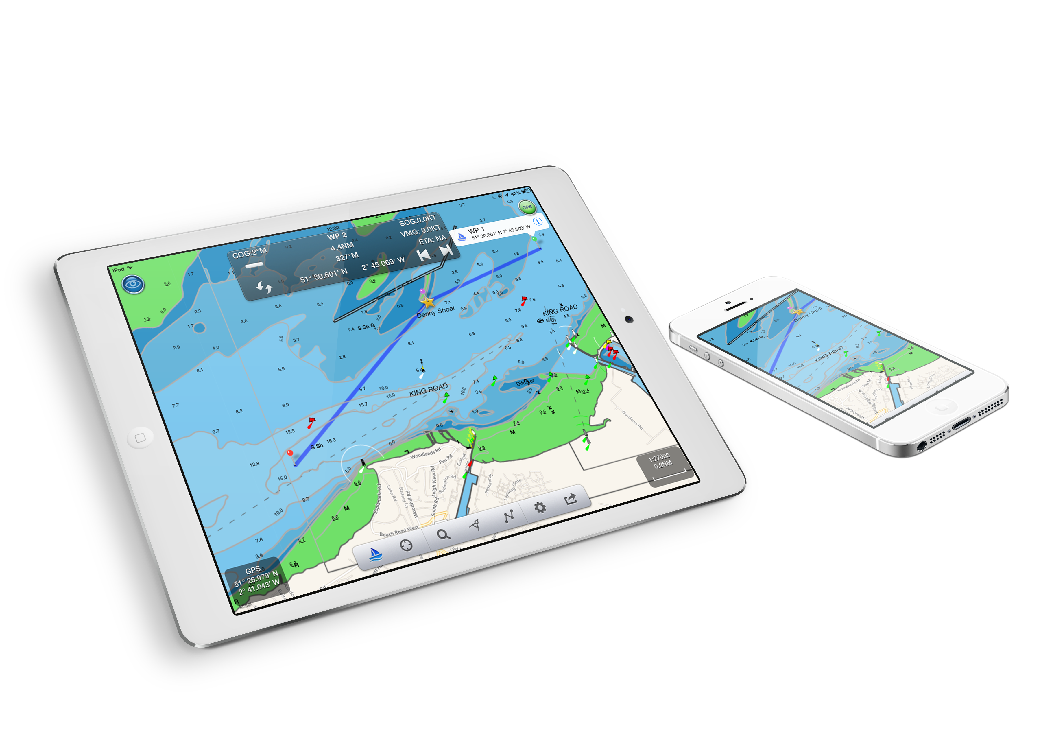 NavLink iOS App Gets Canada Charts - Digital Yacht News