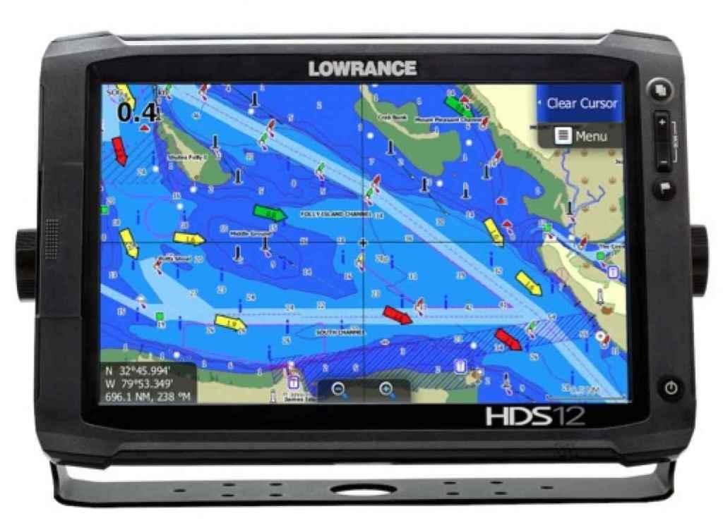 WLN10 Lowrance HDS