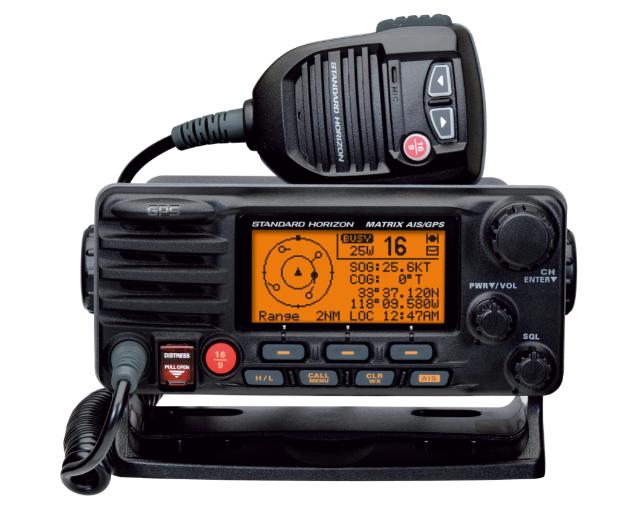WLN10 & Standard Horizon GX2200